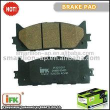 Toyota Camry ACV40 Brake Pads GDB3429 04465-33450 04465-33440