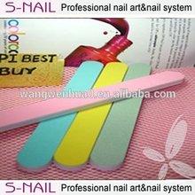 New Products Many Colors Nail Buffer,Nail file
