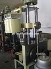 Pillar candle machine