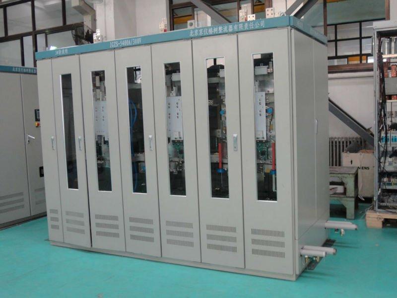 Power Supply High Voltage