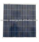 100W IEC poly solar panel