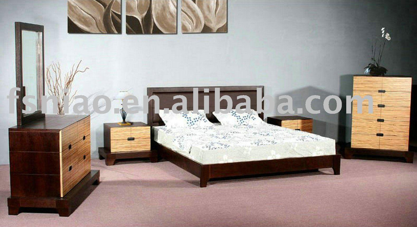 Ensemble de chambre coucher moderne a9102 ak lots de for Chambre a coucher moderne 2010