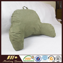Deluxe Microsuede Bed Rest Cushion/Bed Rest Pillow
