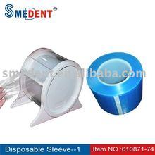 """Dental Disposable Barrier Film Full-Cover Barrier Film Dental sleeve4""""x6"""""""