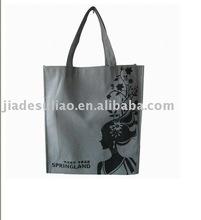 Vinyl shopping bags/Walmart shopping bag/Duty Free Shop Bags