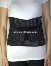 bamboo charcoal fiber back support