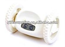 Running Alarm Clock (white color)