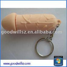 OEM PVC USB PENIS USB
