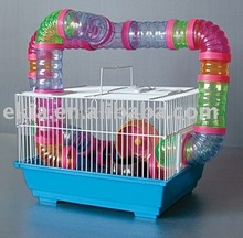 Fashion hamster cage with nice accessories
