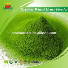 High quality Organic wheat grass powder