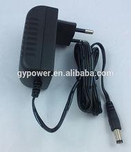 30V 0.6A , 5V 3A , 9V 2A , 12V 1.5A , 15V 1.2A , 18V 1.0A,24V 0.75A 18W AC/DC Power adapter