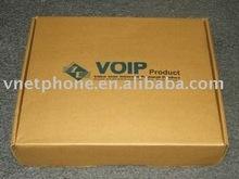VOIP SIP IP PBX (unlimited user,20 line,8FXO/8FXS/ 4FXS+4FXO