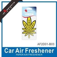car paper air fresheners