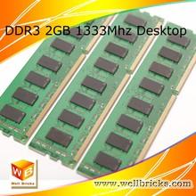 Desktop MEMORY MODULE DDR3 RAM 1333 2G