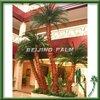 Indoor Artificial Palm Tree(bent trunk)