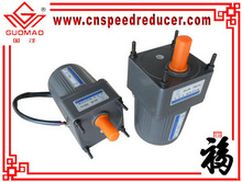 AC,DC Three phase asyncronous electric gear motors