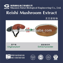100% natural reishi polysaccharides powder 30% 40% 50%