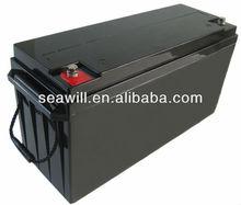 Electric vehicle lead acid battery 12v 160Ah