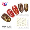 design high quality nail tattoo sticker