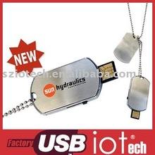 IO-UP1525 Tag USB Flash Drive