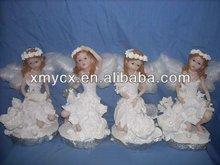 Polyresin fancy fairy figures