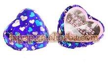 Blue Chocolate heart shape sweet dark chocolate-8707026