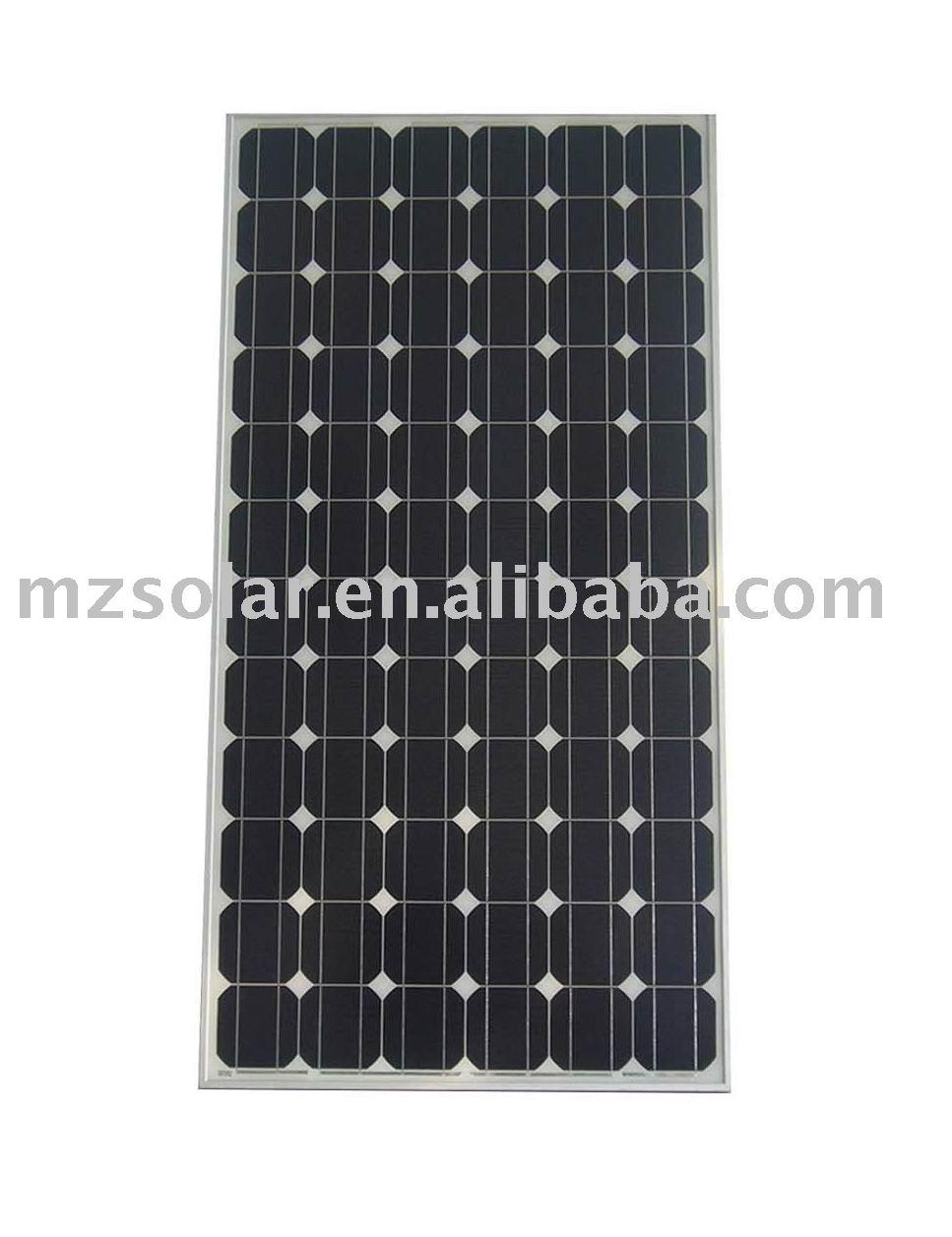 280W monocrystalline solar panel