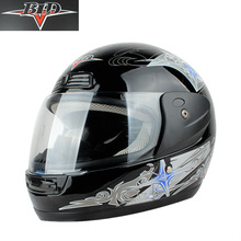 motorcycle helmet stickers ,chinese motorcycle helmet for BLD-829