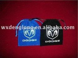 Exquisite Velvet Bag For Mobile Phone