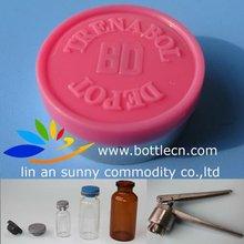 "gv76 20mm pink with ""BD"" custom logo flip off caps,cap logos with names"