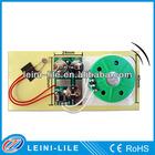 Light sensor sound module