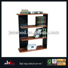 modern book shelf