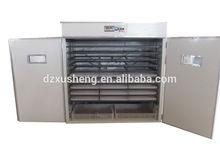 XSB-6 5280pcs Microcomputer,full-automatic setter incubator hatcher