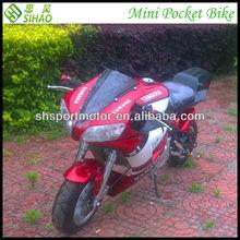 Chinese Motorcycle Dealers 110cc Pocket Bike Kids Bike