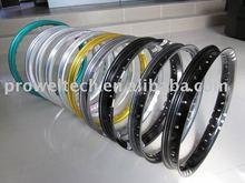 "1.20""-5.00"" aluminum alloy wheel rim/Motorcycle spoke tyre rim"