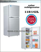 solar refrigerator 118L