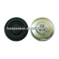 50mm 4ohm 2W full range music speaker with paper cone