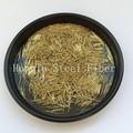 de cobre revestido de acero micro fibra