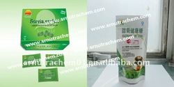 Mixed stevia/stevia sugar