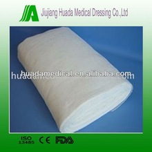 100% cotton medical gauze roll 2plies pillow mesh 20x12 24X20 26X18 13 17threads