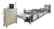 GSD600-LSC Plastic Film Three Side Seal, Stand up Pouch, Zipper Seal Pouch Making Machine
