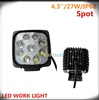 27W IP68 led off road work light