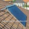 heat pipe vacuu tube split type solar collector