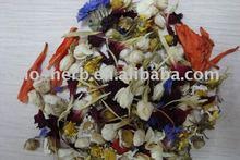 Flower bath tea,health tea,Blend Dried Flowers