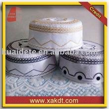 Fashionable printted Islamic men Cap CBM-185