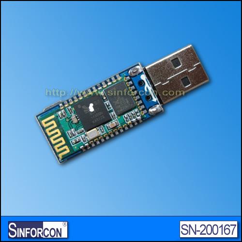Bluetooth TTL converting board, wireless usb ttl adapter board, HC-06