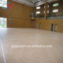 pvc basketball court sport floor