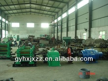 Hengxu 2014 250-300 one drag two continuous rolling mill
