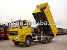 Self loading 10-wheel dump truck 6*4