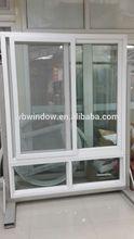 pvc sliding glass window,perfect design pvc sliding window